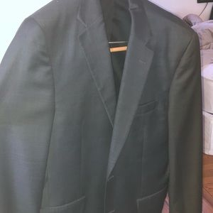 Jos. A. Bank Two-Piece, Tailored Grey Suit